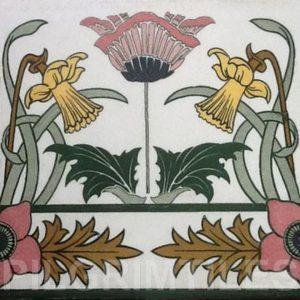 Arts & Crafts  Daffodil design