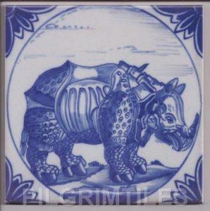 Delft Style RhinoTiles
