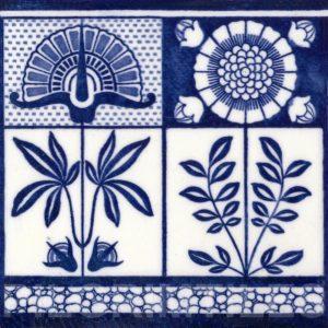Aesthetic Movement tile 01
