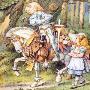 Alice In Wonderland Tile 010