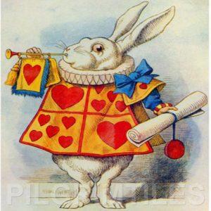 Alice In Wonderland Tile 029