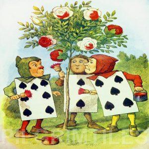 Alice In Wonderland Tile 030