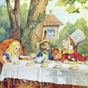 Alice In Wonderland Tile 031