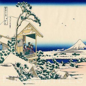 Japanese style decorative tile 4