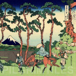 Japanese style decorative tile 7
