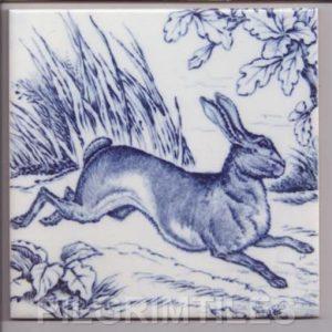 Victorian Style Rabbit 01